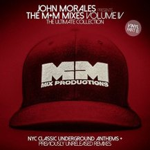 V.A. (JOHN MORALES) / THE M & M MIXES VOLUME 4 VINYL PACK 2 -2LP-