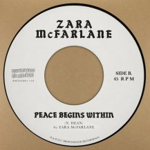 ZARA MCFARLANE / Peace Begins Within