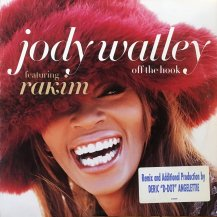 JODY WATLEY / OFF THE HOOK (USED)