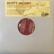 SCOTT JACOBY / INTERNATIONAL ANTHEM (USED)