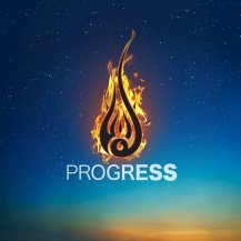 FIRE BALL / PROGRESS -LP-