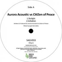 AURORA ACOUSTIC VS CITIZEN OF PEACE / Skylight