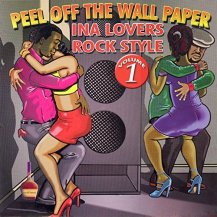 V.A / Peel Off The Wall Paper Ina Lovers Rock Style Volume 1