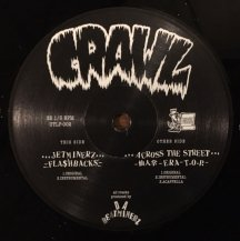 UNDER THRONE joint DA BEATMINERZ / CRAWL EP 2 (USED)
