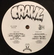 UNDER THRONE joint DA BEATMINERZ / CRAWL EP 1 (USED)