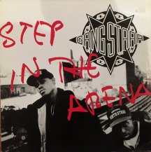 GANG STARR / STEP IN THE ARENA (USED)
