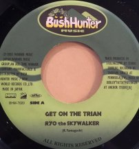 Ryo The Skywalker / GET ON TRAIN (USED)