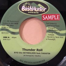 Ryo the Skywalker / THUNDER ROLL (USED)