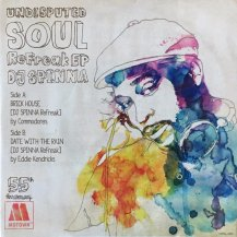 DJ SPINNA / UNDISPUTED SOUL REFREAK EP (USED)