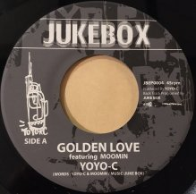 Yoyo-C / GOLDEN LOVE (USED)