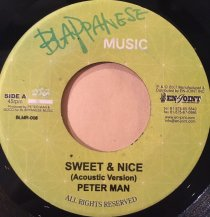 PeterMan / SWEET & NICE (USED)