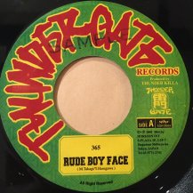 Rude Boy Face / 365 (USED)