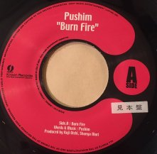 Pushim / BURN FIRE (USED)