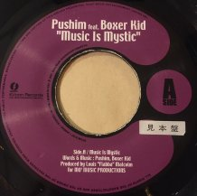 Pushim feat BoxerKid / MUSIC IS MYSTIC (USED)