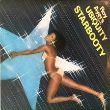 ROY AYERS PRESENTS UBIQUITY / STARBOOTY -LP- (USED)