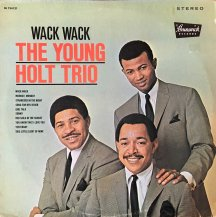YOUNG HOLT TRIO / WACK WACK -LP- (USED)