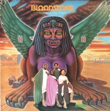 BLOODSTONE / RIDDLE OF THE SPHINX -LP- (USED)