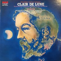 冨田勲 / CLAIR DE LUNE -LP- (USED)