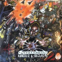 KANZULU & DECLAIME / GOVERNMENT EP (USED)