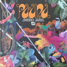 JNEIRO JAREL / FAUNA -LP- (USED)
