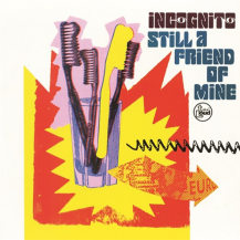 Incognito / Urban Species / Friend Of Mine / Spiritual Love (Album Version)