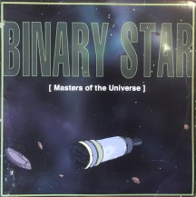BINARY STAR / MASTERS OF THE UNIVERSE -2LP- (USED)