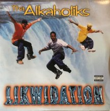 ALKAHOLIKS / LIKWIDATION -2LP- (USED)