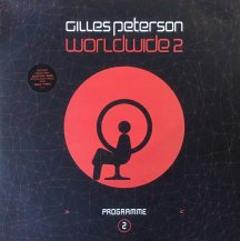 GILLES PETERSON / WORLDWIDE PROGRAMME 2 -2LP- (USED)