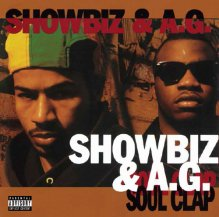 Showbiz & A.G. / Soul Clap (Short Version) / Soul Clap (Off Beat Mix)