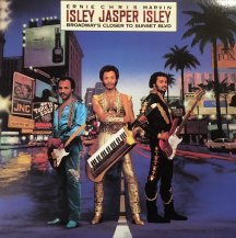ISLEY JASPER ISLEY / BROADWAY'S CLOSER TO SUNSET BLVD. -LP- (USED)