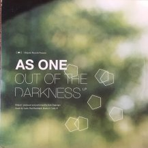 AS ONE / OUT OF THE DARKNESS -2LP- (USED)