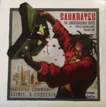 SAUKRATES / THE UNDERGROUND TAPES VOL.1 (USED)
