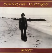 DAVID BENOIT / HEAVIER THAN YESTERDAY -LP- (USED)