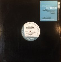 MADLIB / TRACKS FROM SHADES OF BLUE - MADLIB INVADES BLUE NOTE (USED)