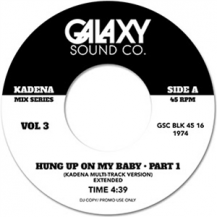 KADENA MIX SERIES / HUNG UP ON MY BABY