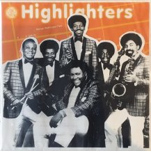 THE HIGHLIGHTERS BAND / POPPIN' POP CORN / THE FUNKY SIXTEEN CORNERS (USED)