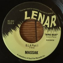 MASSAK / B.L.A. (USED)