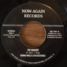 CONNIE PRICE & THE KEYSTONES / THE BADGER (USED)