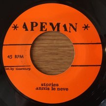 ANNIS LE NEVE / STORIES / VERSION (USED)