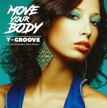 T-GROOVE / MOVE YOUR BODY -12