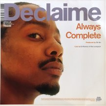DECLAIME / STILL WATERS (USED)