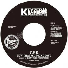 TOK / Now That We Found Love