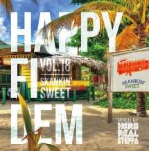 HERO REALSTEPPA rep HUMAN CREST / HAPPY FI DEM Vol.18 -SKANKIN' SWEETSelected