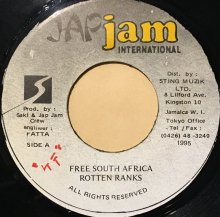 ROTTEN RANKS / FREE SOUTH AFRICA (USED)