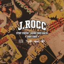 J.ROCC / STAY FRESH -GOING WAY BACK 85-89-