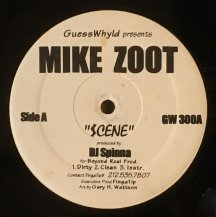 MIKE ZOOT / UNTITLED -12