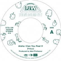 Aisha / Can You Feel It / Can You Feel It (Instrumental)
