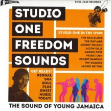 Various / Studio One Freedom Sounds The Sound Of Young Jamaica (2LP)