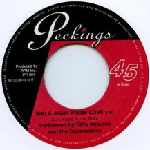 Bitty McLean / Walk Away From Love