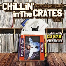 DJ 57.8 from Racy Bullet / Chillin' In The Crates Vol.1
